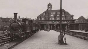 Haarlemmermeerstation 1937